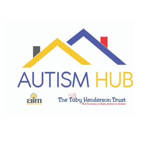 Autism Hub logo website