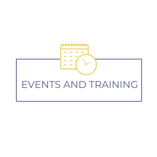 Events & Training logo for website