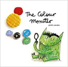 book colour monster