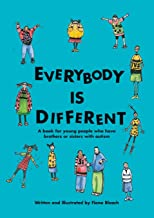 book everybody is different
