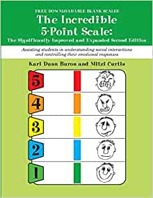 book incred 5 point scale