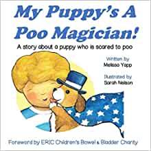 book my pup poo magician