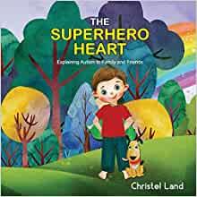 book superhero heart