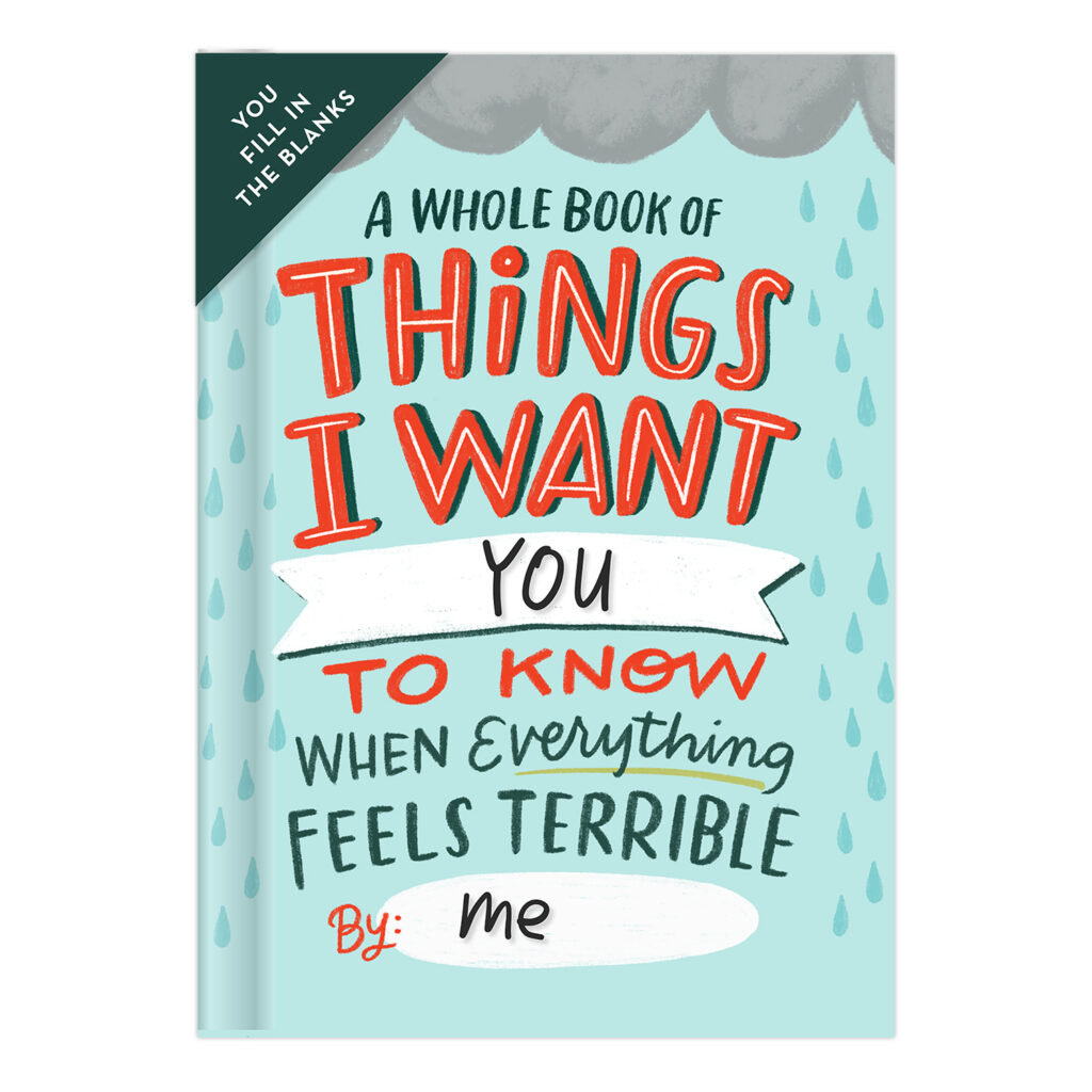 book things i want you to know