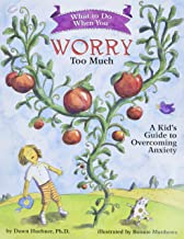 book what to do worry too much