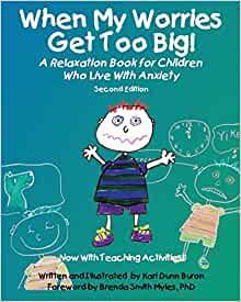 book when worries get too big