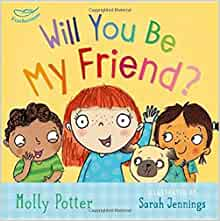 book will you be friend