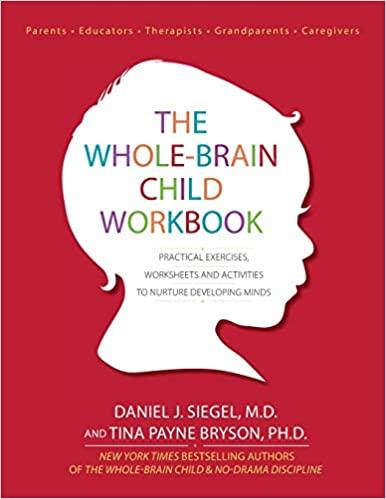 book the whole brain child workbook