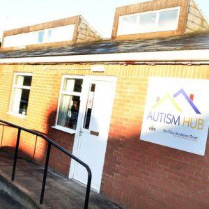 Autism Hub building